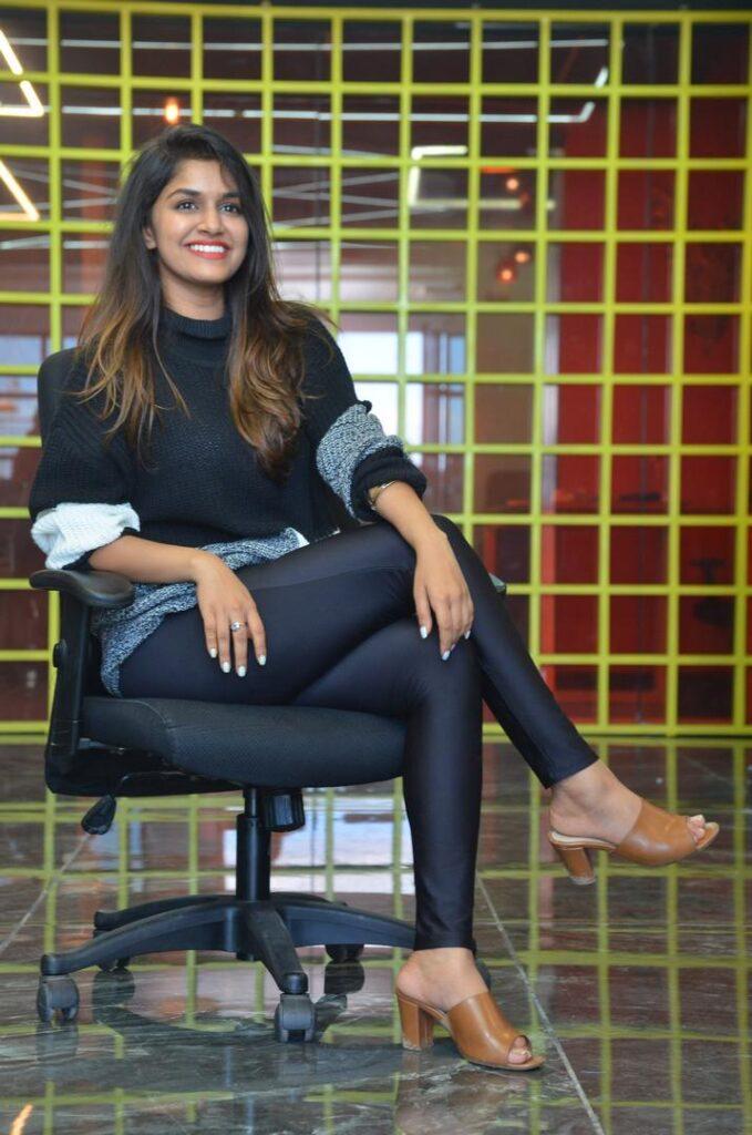 Sanjana Anand 60