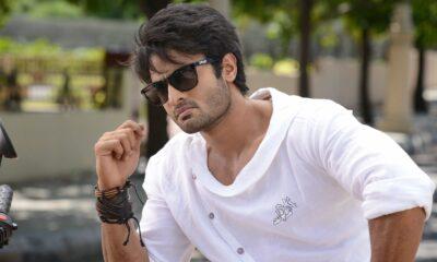Sudheer Babu latest pics
