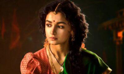 Alia Bhatt RRR shoot