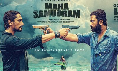 Release Date locked for Maha Samudram