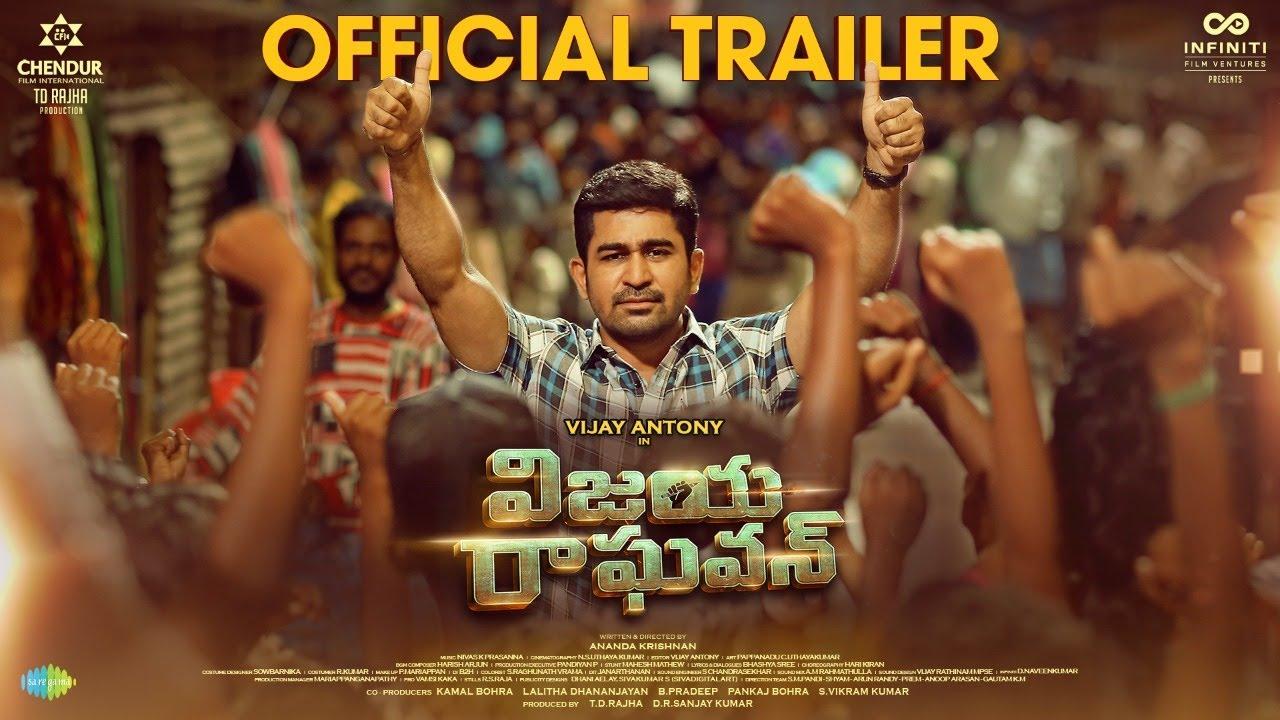 Vijaya Raghavan Trailer