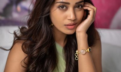 Throwback Pictures of Nivetha Pethuraj