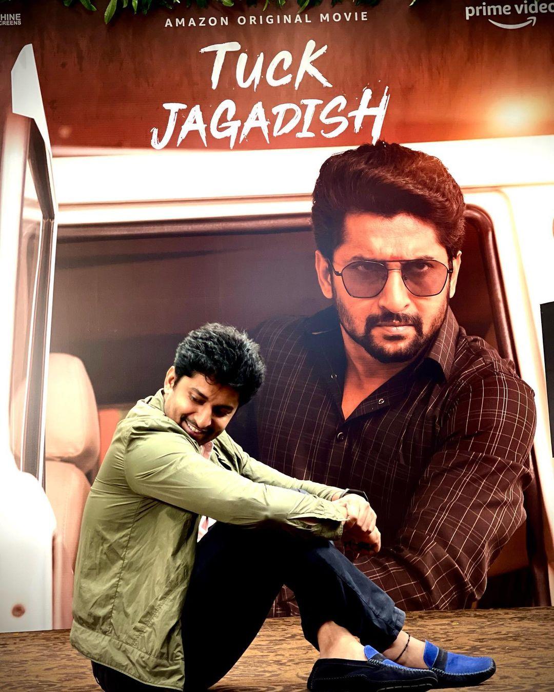 Tuck Jagadish Movie Review
