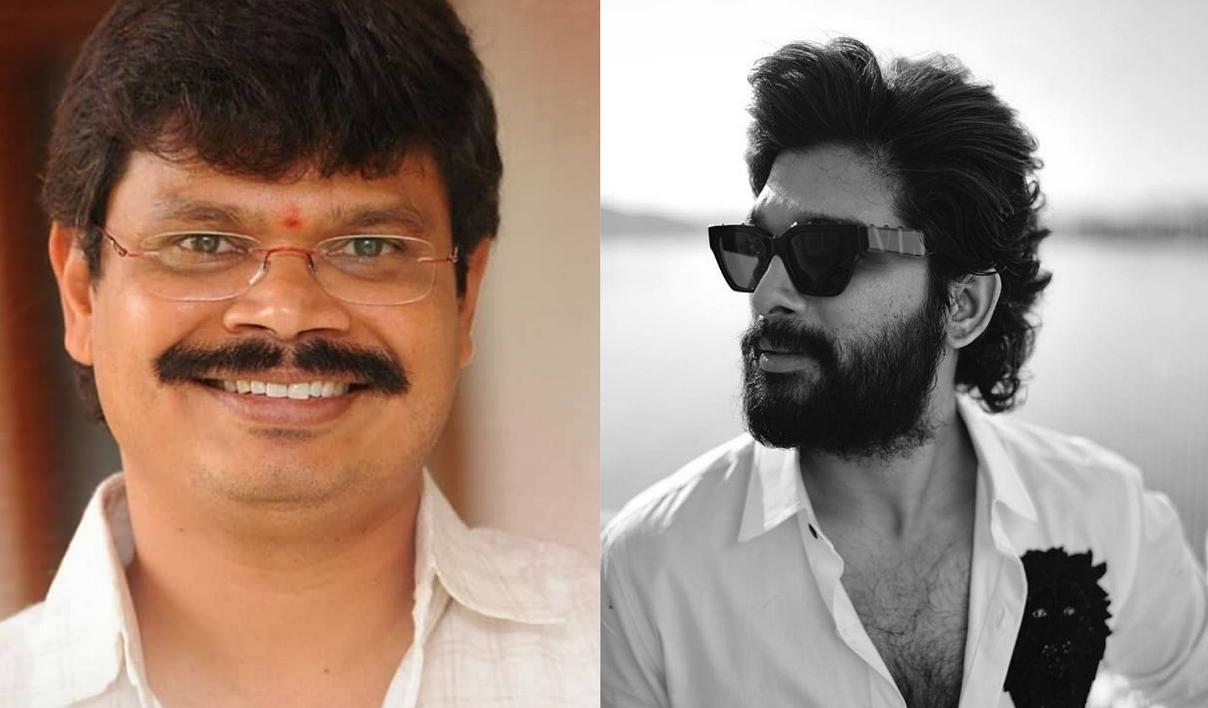 Allu Arjun and Boyapati all set for one film