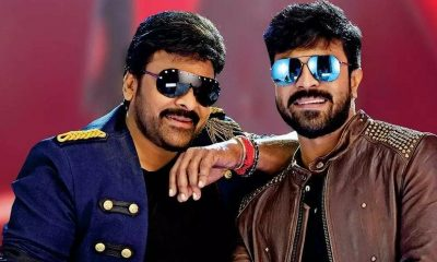 UV Creations planning films with Chiranjeevi and Charan