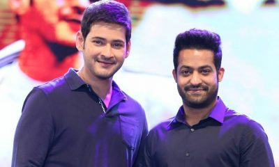 Mahesh and NTR's treat in October