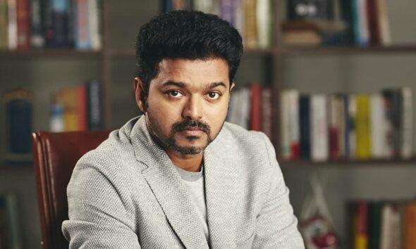 Vijay unhappy with Vamshi Paidipally's Script