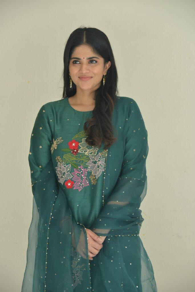 Megha Akash 15