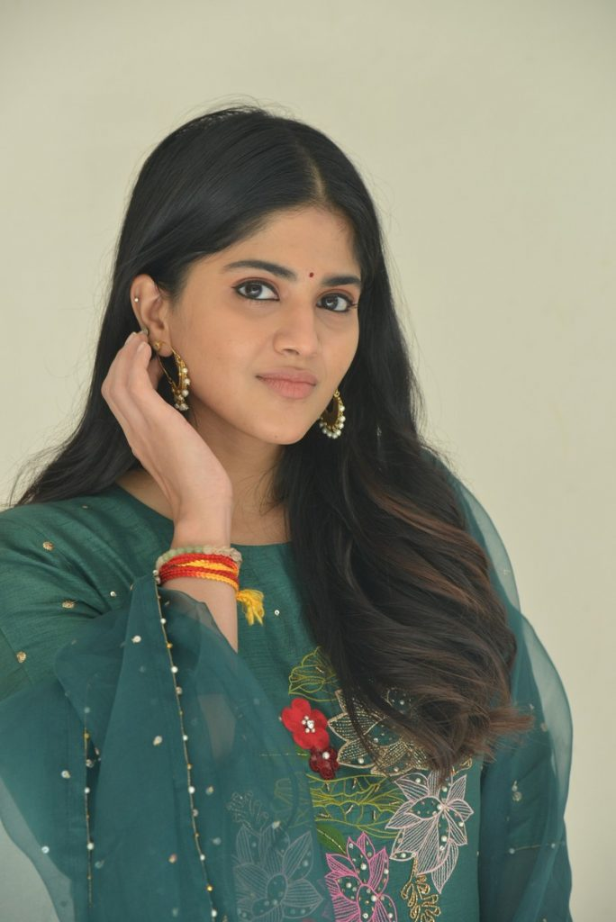 Megha Akash 5 4