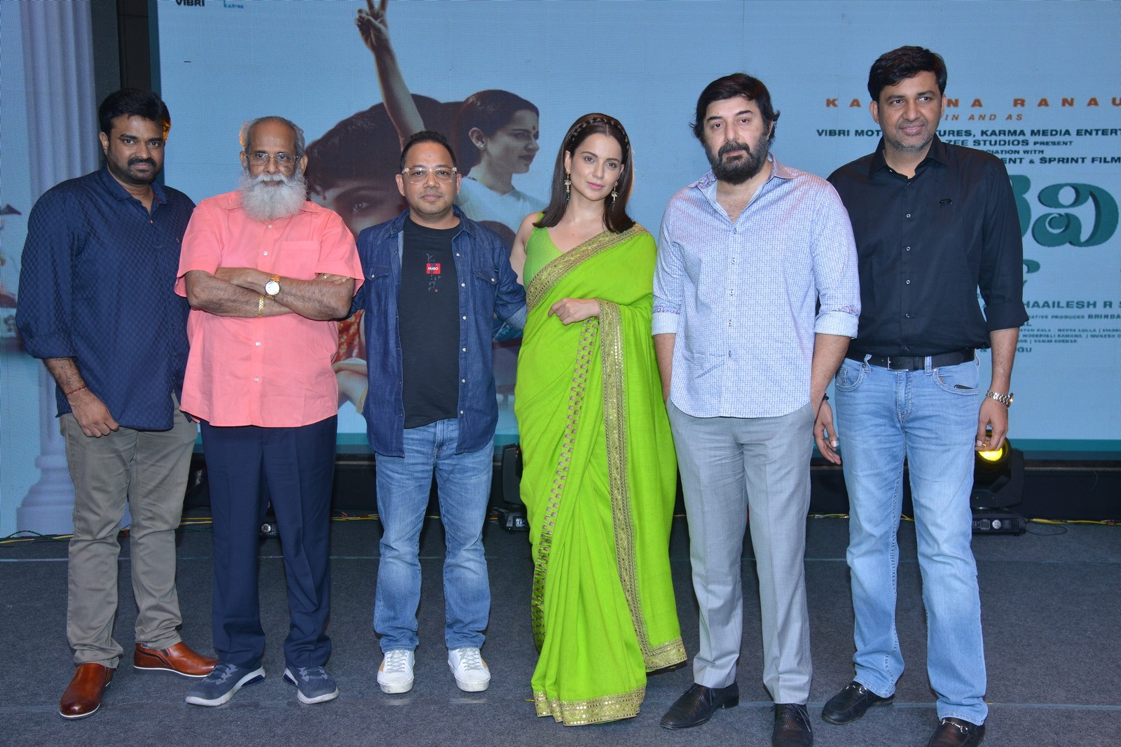 Thalaivi Movie Pre Release